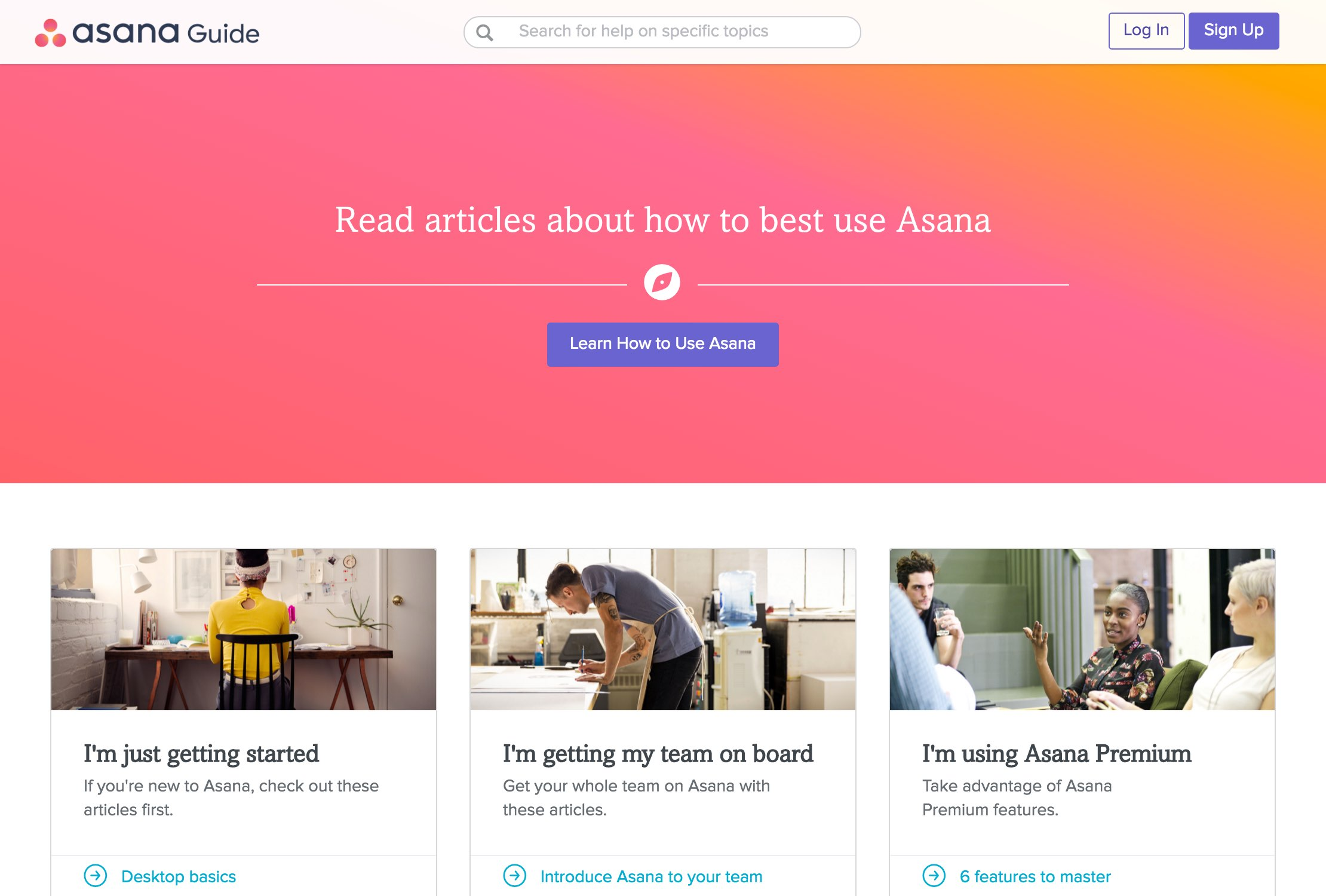 Swiftype Search for Asana
