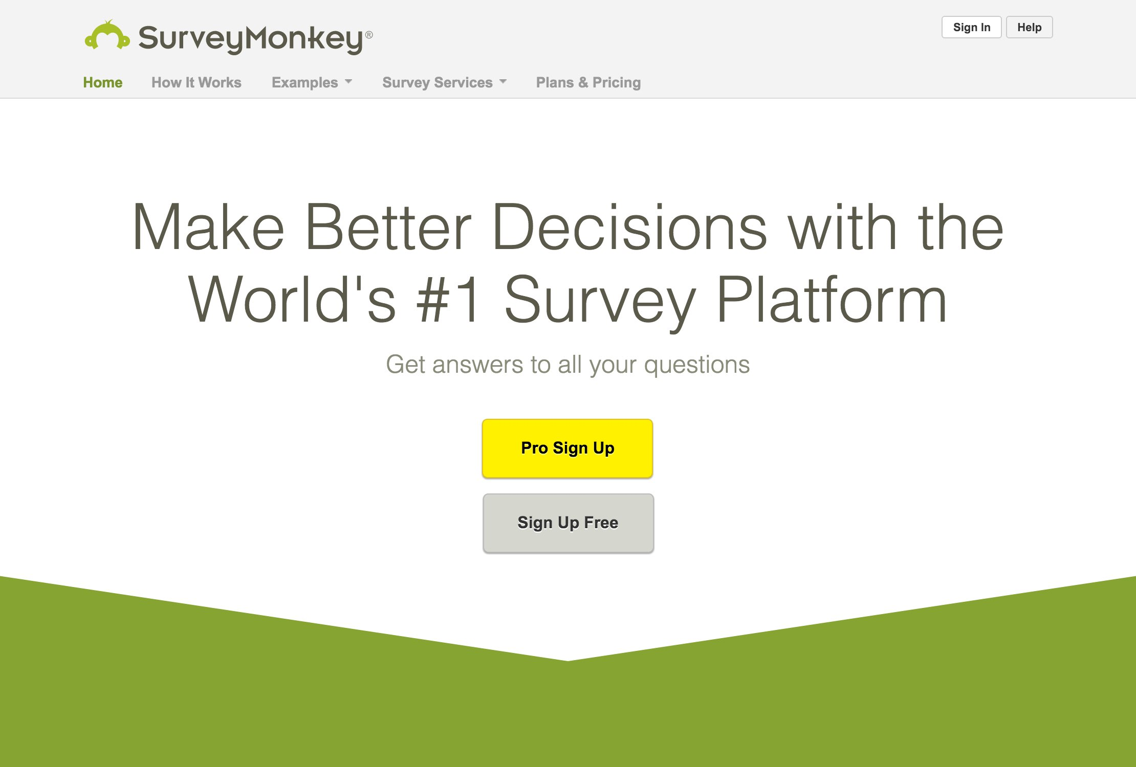 Swiftype Search for SurveyMonkey